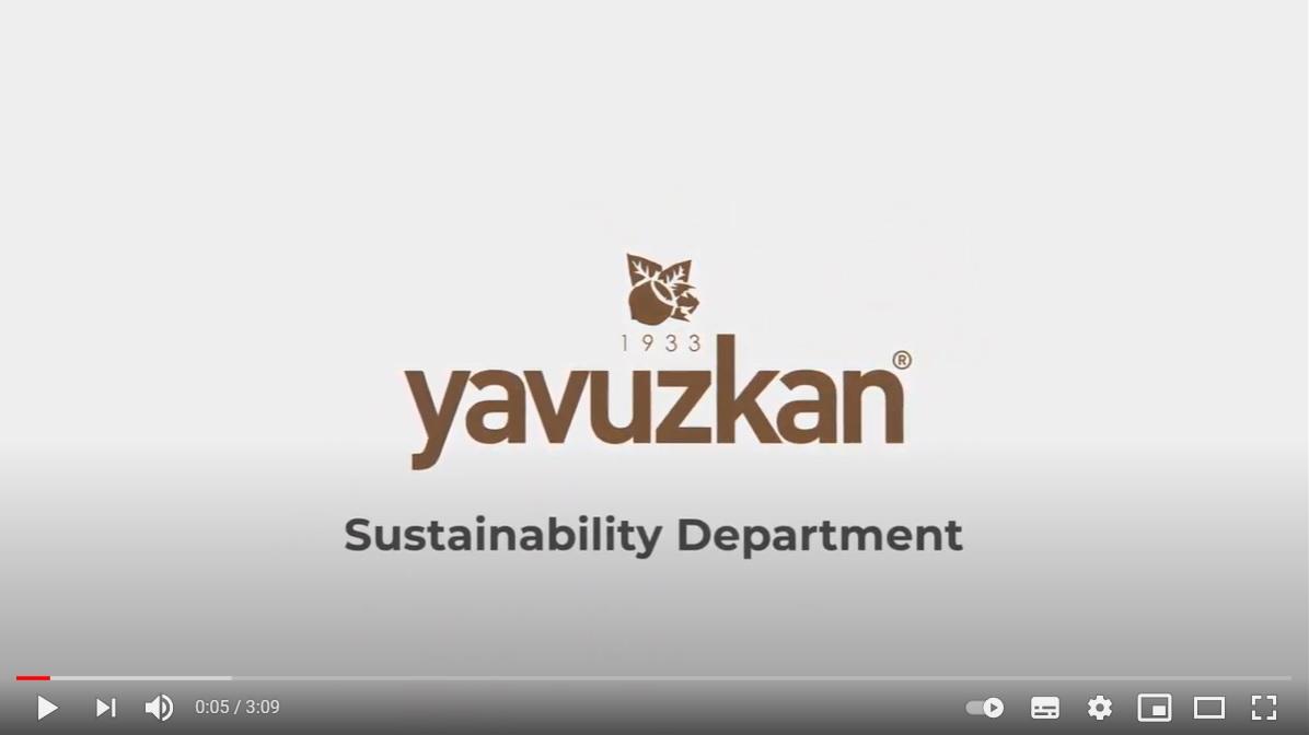 Yavuzkan Fındık Sürdürülebilirlik Departmanı   Üretici Eğitimi